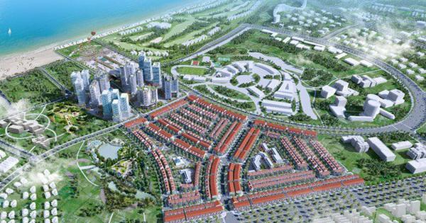 Cảnh quan hài hòa: Yếu tố hấp dẫn giới đầu tư tại Nhơn Hội New City