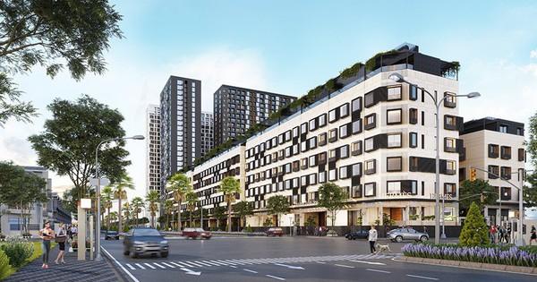 Đếm ngược đến lễ ra mắt Tổ hợp căn hộ khách sạn, shophouse 5 sao Apec Diamond Park