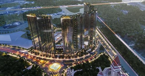 """Mua căn hộ cao cấp trong """"khu nhà giàu"""" Hà Nội chỉ từ 365 triệu đồng"""