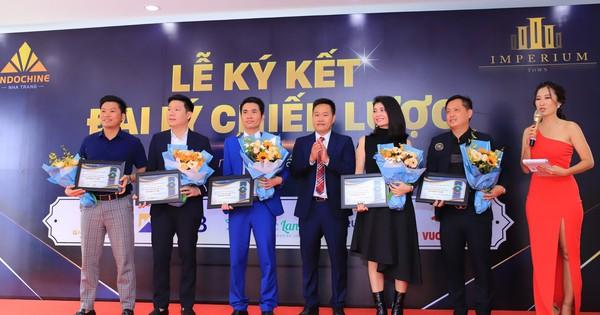 Đông Dương Nha Trang chính thức ký kết hợp tác phân phối dự án Imperium Town Nha Trang