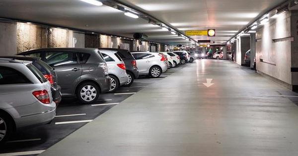 Nan giải tìm chỗ đỗ xe tại các chung cư nội đô