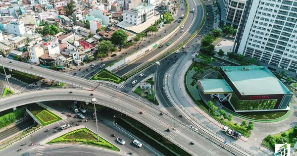 TPHCM tăng cường đầu tư chống ngập đường Nguyễn Hữu Cảnh