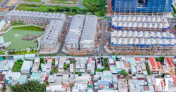 """TPHCM chỉ đạo khẩn giải quyết vụ 110 biệt thự xây """"chui"""" của Hưng Lộc Phát"""
