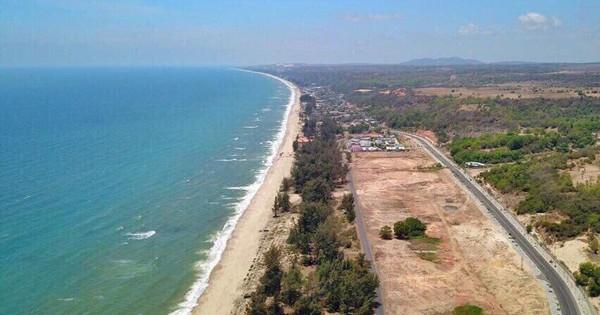 Chuyên gia cảnh báo rủi ro cho nhà đầu tư khi lao vào cơn sốt đất nền ven biển