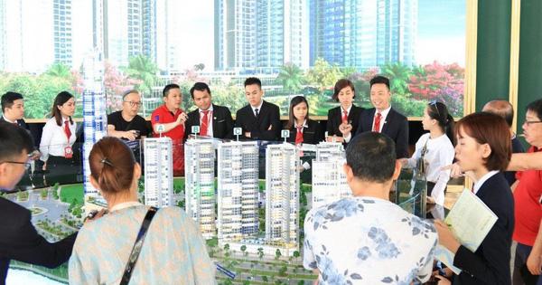 Môi giới nhà đất đang đối mặt với cạnh tranh lớn khi thị trường bước vào giai đoạn khó khăn