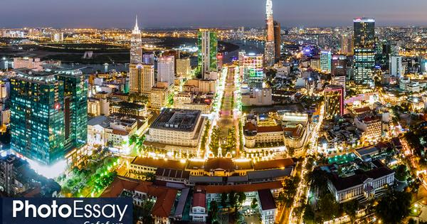 Toàn cảnh con đường có giá bất động sản đắt đỏ nhất Việt Nam, lên tới 2 tỷ đồng một m2