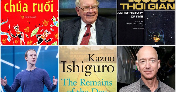 Những cuốn sách ''gối đầu giường'' 8 bộ óc thiên tài nhất thế giới luôn đọc hàng đêm: Jeff Bezos chọn tiểu thuyết, CEO Google thích y khoa