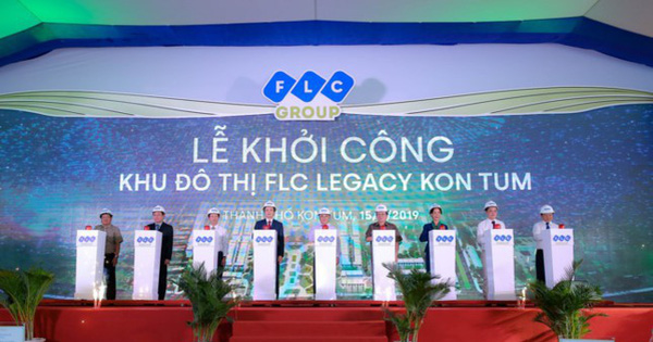FLC khởi công dự án khu đô thị cao cấp đầu tiên tại Tây Nguyên