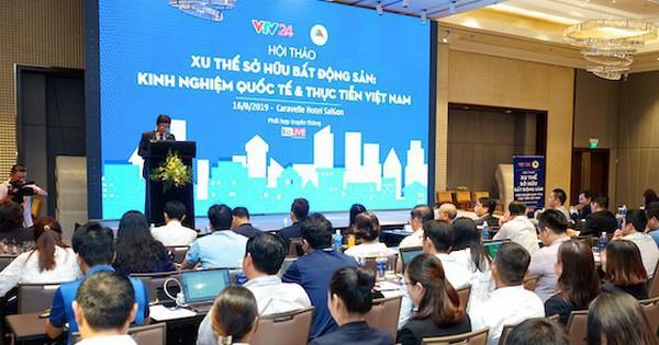 """GS. Đặng Hùng Võ: """"Cơ chế bền vững nhất là đất đai được sử dụng có thời hạn"""""""