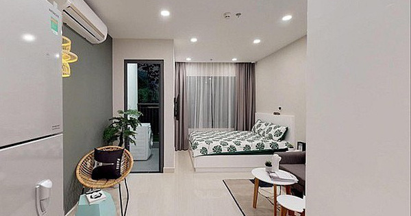 Bộ Xây dựng cho phép xây chung cư 25 m2?