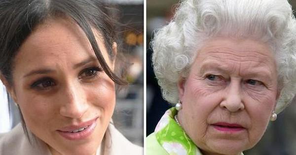 Hé lộ cuộc đối thoại ''nảy lửa'' giữa Nữ hoàng Anh với cháu trai Harry về Meghan khiến bà bầu này cứng họng, Hoàng tử thì bất lực