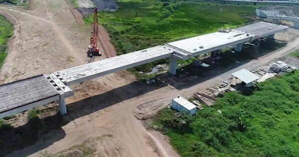 """Tháo """"nút thắt"""" cho dự án cao tốc Trung Lương – Mỹ Thuận"""