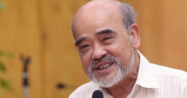 """GS Đặng Hùng Võ: """"Không nhất thiết phải thu hồi, hủy sổ hồng của dân chung cư ông Thản"""""""