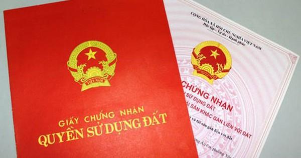 Bộ Tài nguyên Môi trường chỉ đạo không gây bất ổn khi thu hồi sổ đỏ cấp sai