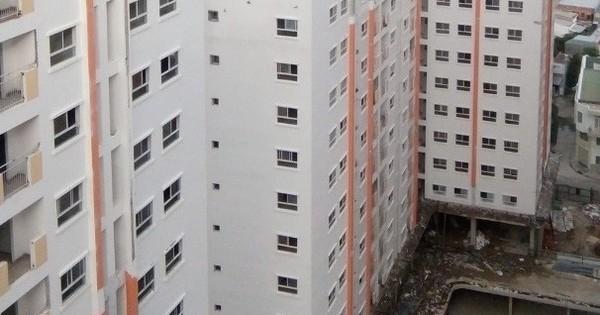 Nhà ở xã hội Hoàng Quân – Nha Trang: Chưa giao nhà đã xin tăng giá