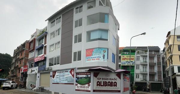 Đến lượt công ty con của địa ốc Alibaba bị khám xét