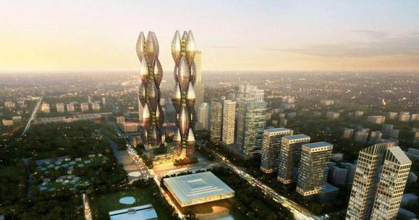Hơn 2 năm sau khi bán đi, KBC bất ngờ chi 1855 tỷ đồng mua lại dự án trên đất vàng Phạm Hùng từ Tân Hoàng Minh