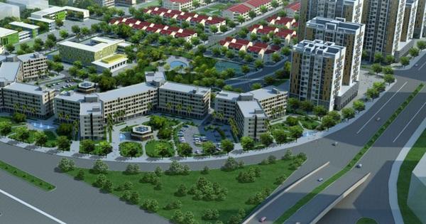 Hai đại gia BĐS hợp tác đề xuất xây khu nhà ở cho người thu nhập thấp hơn 5.000 tỉ đồng tại Đông Anh