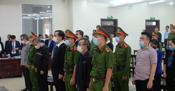 Đề nghị tuyên phạt 2 nguyên phó tổng giám đốc BIDV 6-7 năm tù