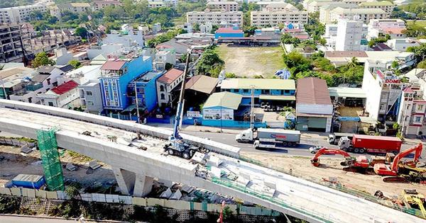 Phải hoàn thành đền bù giải phóng mặt bằng tuyến Metro Bến Thành – Tham Lương cuối tháng 6/2020