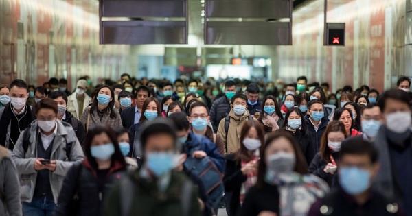 Hết biểu tình lại đến dịch bệnh, lần đầu tiên trong lịch sử Hồng Kông đứng trước nguy cơ ''chìm sâu'' trong 2 cuộc suy thoái liên tiếp