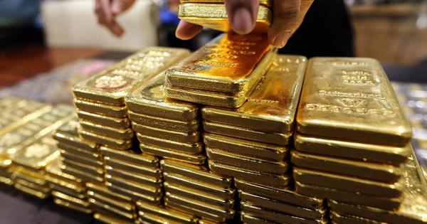 Giá vàng đã vọt lên 45,5 triệu đồng/lượng, có thể đạt 48 triệu đồng/lượng trong năm nay?