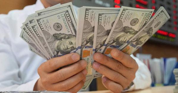 USD ngân hàng bất ngờ tăng mạnh