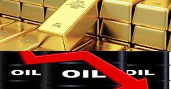 Thị trường ngày 26/2: Dầu tiếp tục rớt giá, vàng quay đầu giảm xuống 1.644 USD/ounce