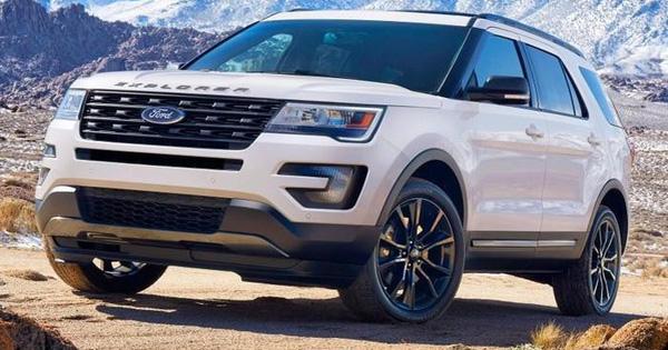 Ford triệu hồi gần 2.000 xe Explorer để khắc phục lỗi ghế điện