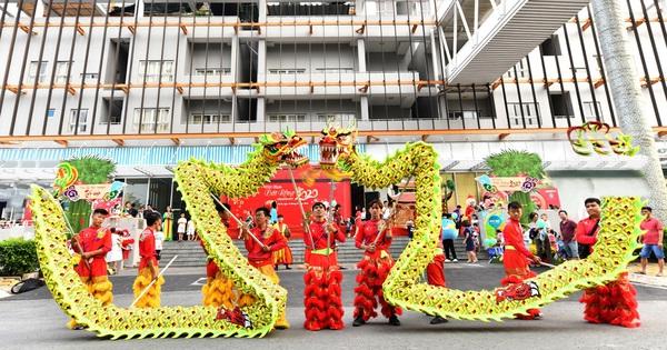 Tết truyền thống đến sớm tại Dragon City