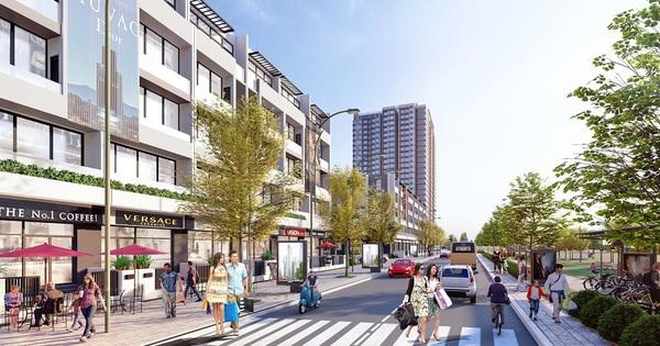 Nhà phố thương mại được đánh giá cao trong năm 2020