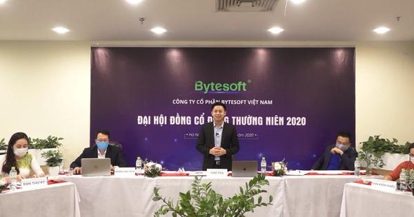 Bytesoft: Lần đầu tiên cổ đông thực hiện thành công bỏ phiếu online và họp trực tuyến dù ở ngoài biển xa
