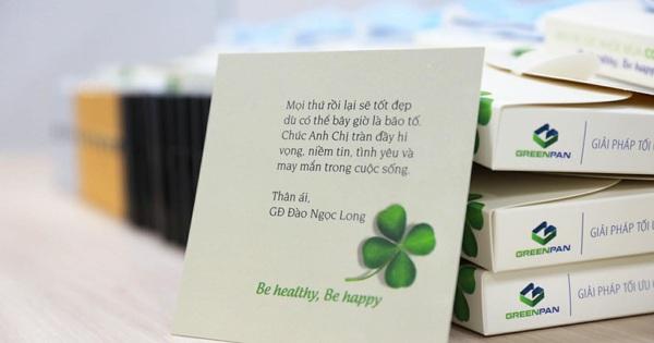 GreenPan – Món quà gieo mầm xanh hi vọng