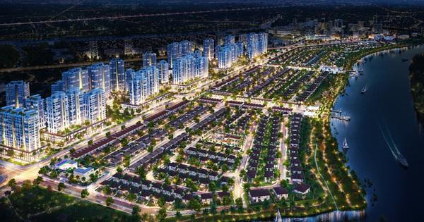 Phát triển đô thị vệ tinh: Điểm sáng Waterpoint
