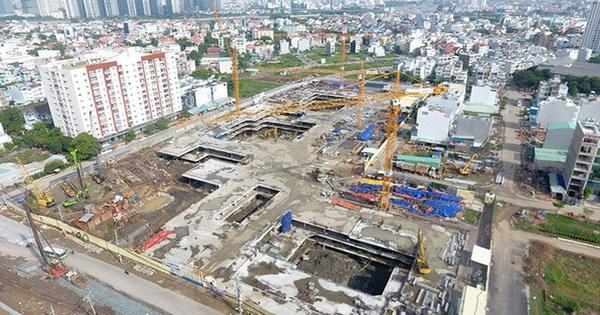 TP.HCM đánh giá tiến độ nhiều dự án bất động sản