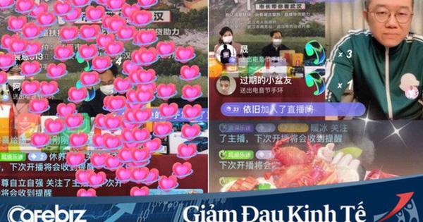 Quan chức Trung Quốc 'đổ bộ' TikTok, livestream bán hàng để 'giải cứu' nền kinh tế chịu ảnh hưởng bởi Covid-19