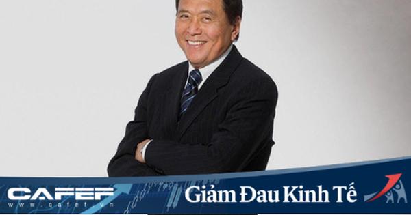 ''Cha giàu, Cha nghèo'' Robert Kiyosaki khuyên nhà đầu tư hãy mua mạnh vàng, bạc và bitcoin