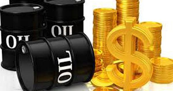 Thị trường ngày 7/4: Giá dầu lao dốc 8%, vàng và bạc cao nhất 3 tuần