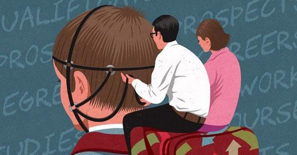 3 biểu hiện sai lầm, gây phản tác dụng trong việc giáo dục con của bậc làm cha mẹ