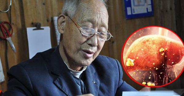 Bậc thầy y học nổi tiếng Trung Quốc 96 tuổi tiết lộ...