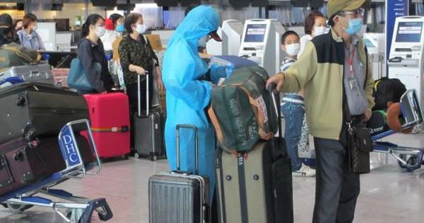 Đưa 350 công dân Việt Nam tại Nhật Bản về nước an toàn