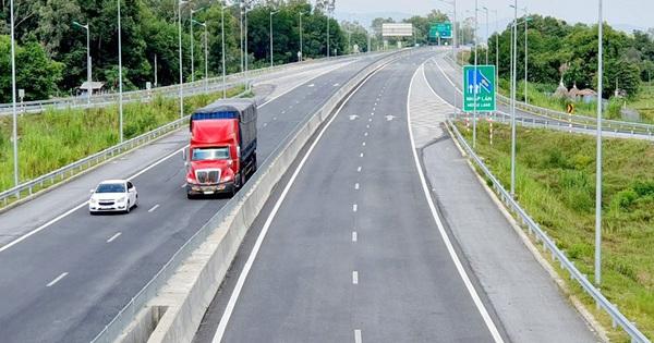 Chính thức phát hành hồ sơ mời thầu BOT 5 đoạn cao tốc Bắc - Nam