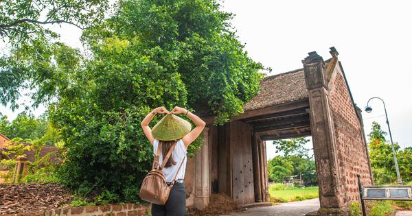 Ngoại thành Hà Nội có một ''cổ trấn'' trăm năm tuổi, nơi lưu giữ tuổi thơ của những con người lớn lên vùng đất Bắc