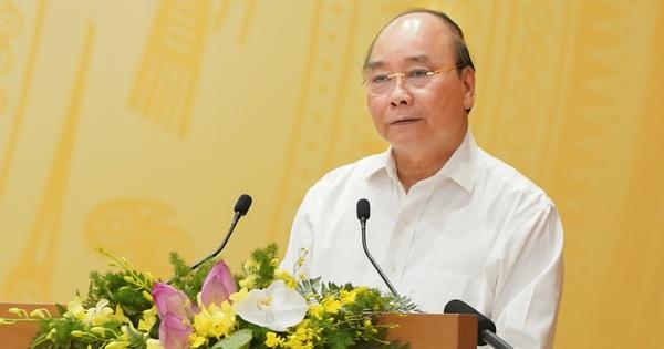 Thủ tướng Nguyễn Xuân Phúc: Tín dụng năm nay phải tăng trưởng ít nhất 10%