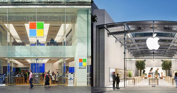 Sau cú ngã của Microsoft, bao giờ thì Samsung và Google sẽ nhận ra không ai có thể ''copy'' thành công chiến lược bán lẻ của Apple?