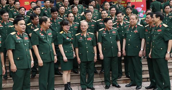 Trung tướng Phùng Sĩ Tấn giữ chức Bí thư Đảng ủy Bộ Tổng Tham mưu, nhiệm kỳ 2020-2025