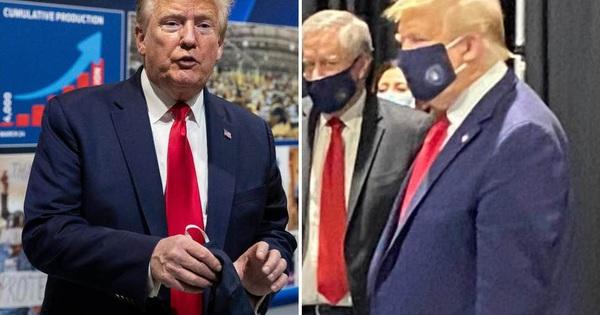Đây là cách những chiếc khẩu trang ám ảnh Tổng thống Trump và đe dọa tương lai chính trị của ông chủ Nhà Trắng