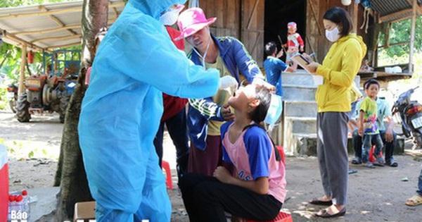Hình ảnh bên trong tâm dịch bạch hầu ở Đắk Lắk