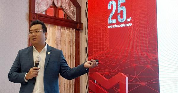 Chủ tịch DKRA Vietnam nói gì về phát triển căn hộ diện tích 25m2?