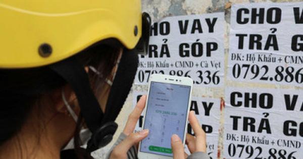 Bộ Công an cảnh báo xuất hiện nhiều app cho vay biến tướng, lãi suất ''cắt cổ''